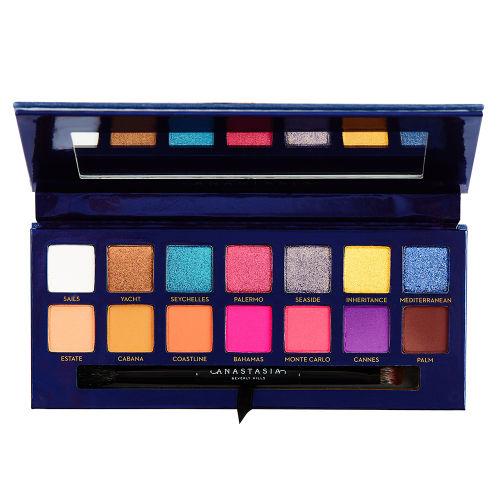 makeup favorites -- March 2019 ABH palette