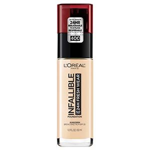 makeup favorites -- March 2019 loreal infallible foundation