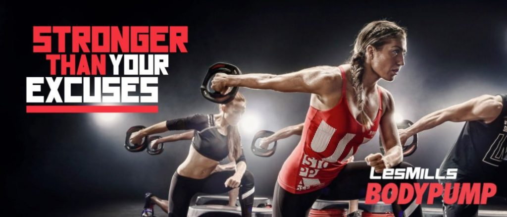 body pump/les mills ad