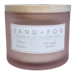 Favorite Things -- March 2020: sand and fog candles